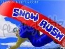 Sports spil - Snow Rush