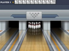 Multiplayer spil - Bowling