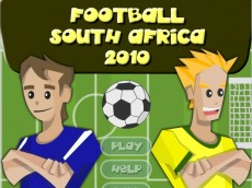 Footbal South Africa 2010