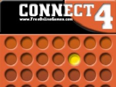 Multiplayer spil - Connect 4