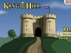 Adventure spil - King of the hill