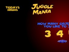 Action spil - Juggle mania