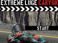Sports spil - Extreme Luge Canyon