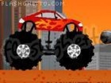 Action spil - Monster Truck Destroyer